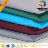190gsm dyeing 65 polyester 35 cotton twill fabric for clothing