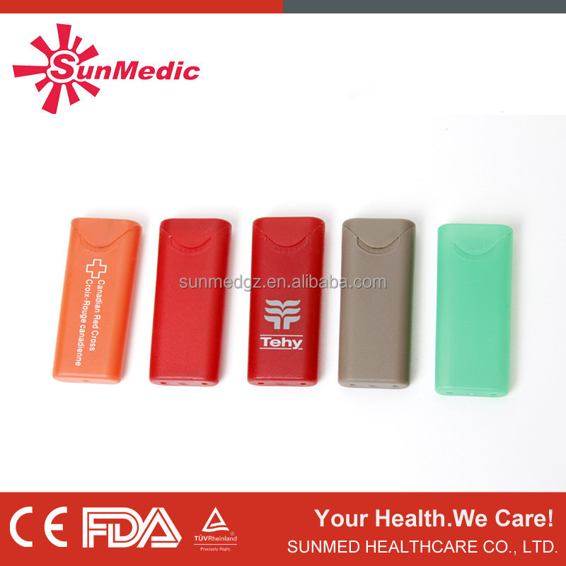 Portable Adhesive Bandage Box