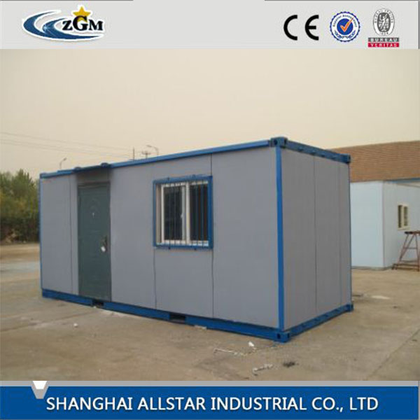 SH Allstar Extravagant PU Sandwich/Glass Wool design modular container living homes for sale