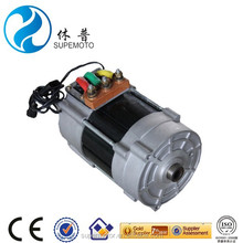 2.2 KW Ac Variable Frequency Traction Motor For Electric Vehicle