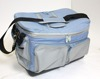 Outdoor Daily Use Cube Large Aluminium Lunch Tote Cooler Bag