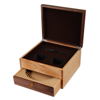 High quality wooden tea set storage box