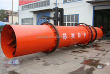 High capacity manganese rotary dryer, fertilizer drying machine with directly supply