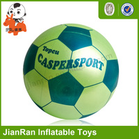 Anti-stress beach ball soccer ball inflatable toy for kids