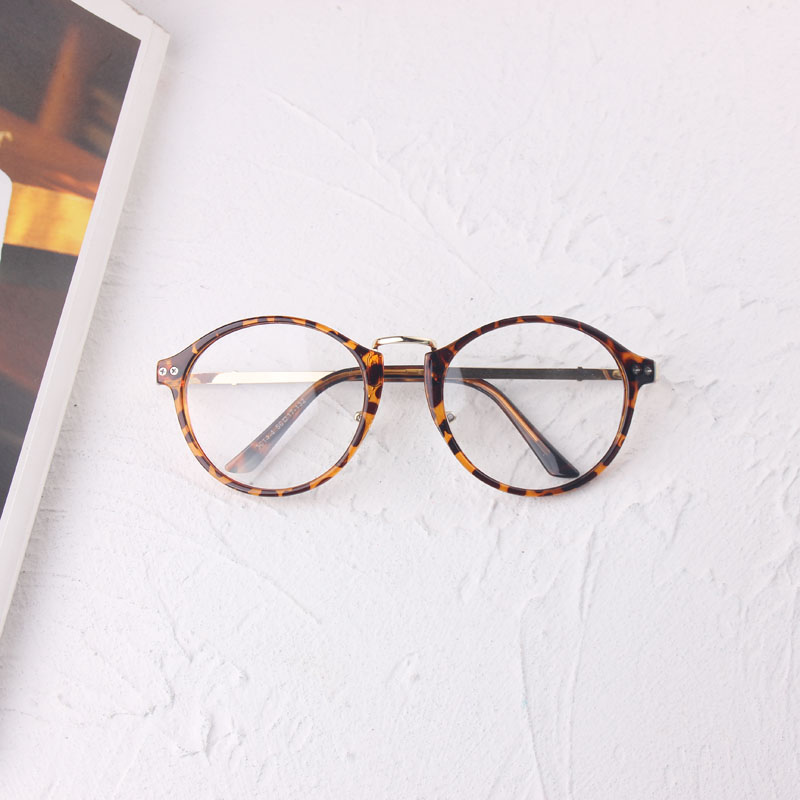 Wholesale leopard eyewear frames glasses - Online Buy Best leopard ...