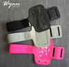 Team configuration sport armband phone jogging case