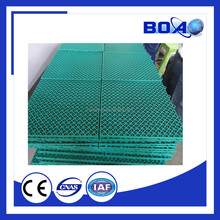 Cheap Basketball Court PP Material Plastic Floor Tiles