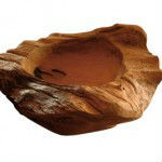 FRUIT BOWL TEAK ROOT 50 CM