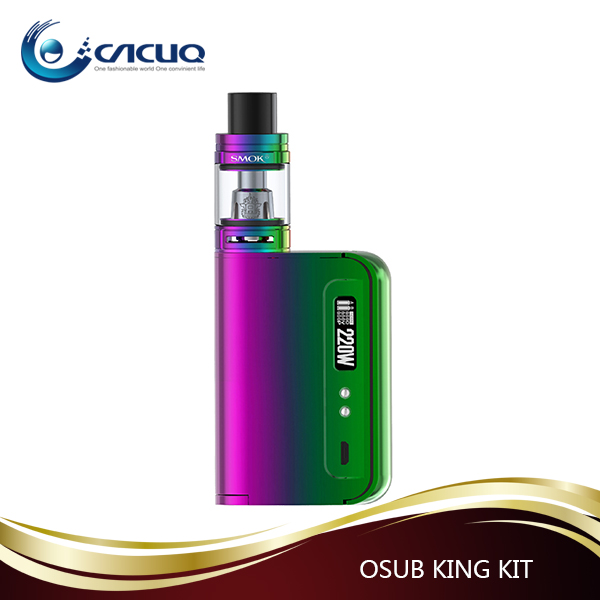 Stock Offer New Hot Model eCig SMOK OSUB KING 200W Kit OSUB King in stock