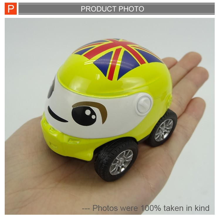 Mini diecast car kids metal cartoon car toy for sale
