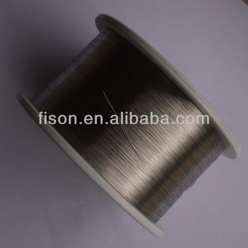0.25mm 30AWG high purity 99.9% pure nickel wire