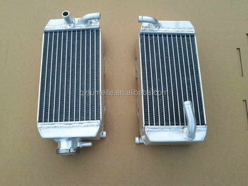 High performance Aluminum Radiator for Kawasaki KX450F KXF450 09 10 2009 2010