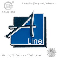High Quality embossed aluminium nameplate