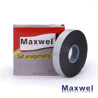High voltage electrical self-bonding tape
