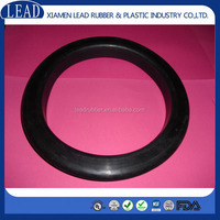 O shaped EPDM rubber spring washer