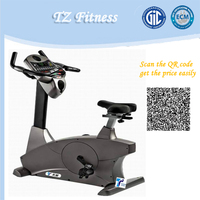 Commercial cardio machine / Upright bike TZ-7006