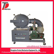 vacuum tungsten melt furnace used induction heating equipement 2kw for sale