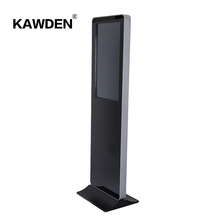 PC advanced custom quad core shopping mall digital advertising vertical touch screen monitor lcd kiosk