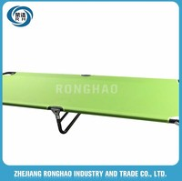 Excellent quality low price 190*60*27CM army folding bed