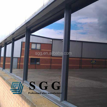 Safety Tempered Laminated Glass Sheet Insulated Glass Window Door For Building Glass
