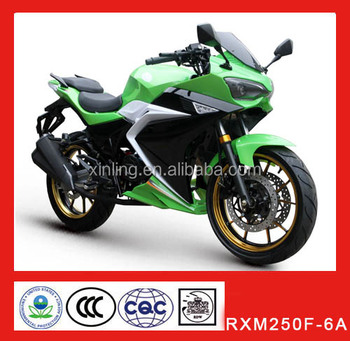Racing Motorcycle RXM250F-6A