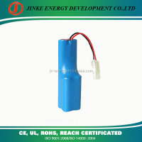 18650 4400mah 12v li-ion 11.1v battery pack for defibrillation apparatus