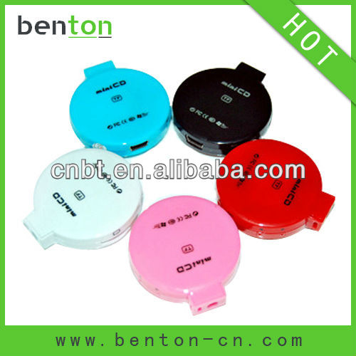 2012 new Christmas promotional vivid mp3 player of cheapest price