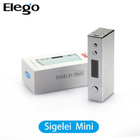 Factory Price Subtank Mini/Nano/Plus box mod istick 30w istick 50w sigelei mini 30W Box Mod best selling