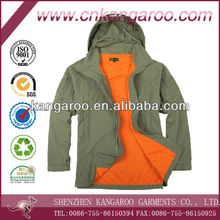 High Quality Hard-Wearing Multifunctional Military Coat