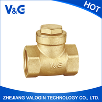 Reasonable Price 2016 New Brass 2 Inch Check Valve