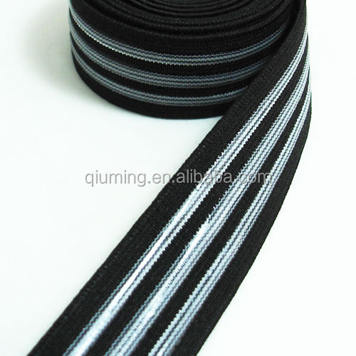 High quality factory direct surpply silicone gripper elastic