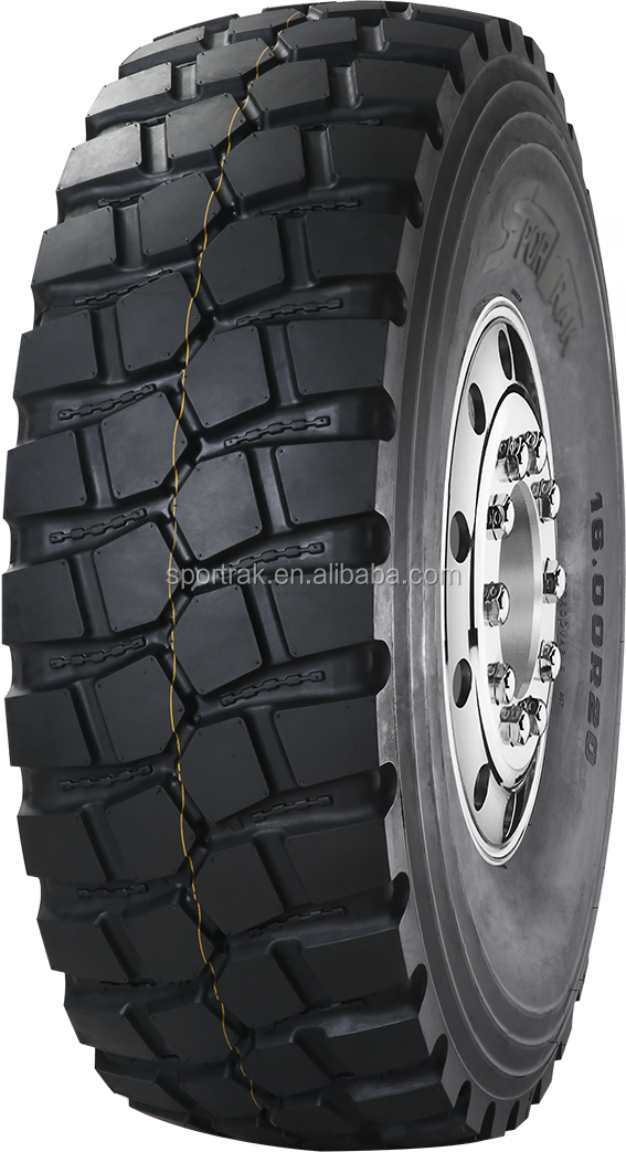 SPORTRAK brand chinese truck military tires 1400R20