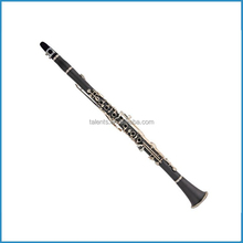 G key Germany system clarinet, 20 keys clarinet, ebonite body clarinet