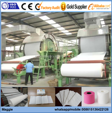 Single-Cylinder Single-wire paper making machine,kitchen paper towel making machine,new products
