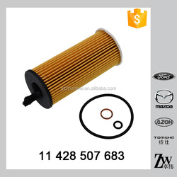 Automotive genuine spare parts best rated German car oil filters for BMW 11 428 507 683