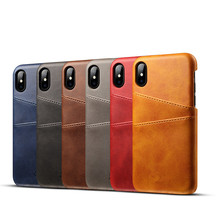 For iphone xr Case, PU leather Cell Phone Case For iphone xs max Edition Leather case Wallet Style