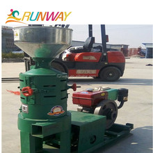 high efficiency diesel engine rice milling machine/rice peeling machine/mini rice sheller
