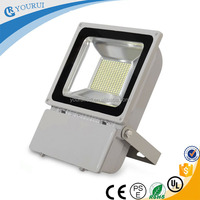70w 80w SMD led flood light waterproof for outdoor led flood projector light