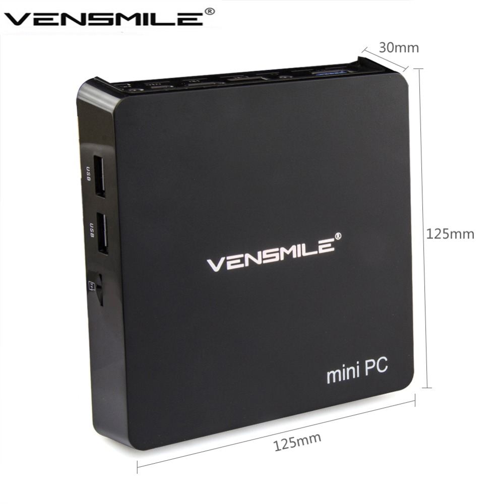Vensmile Z8300 intel mini pc z8300 mini pc z8700 mini pc intel