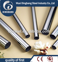 high quality 304 diameter stainless steel pipe with large diameter