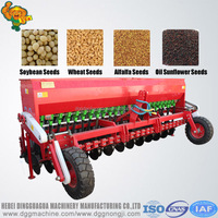 2BMF series tractor mounted wheat seeder/ upland rice planting machine