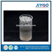Brown fused alumina polishing compound