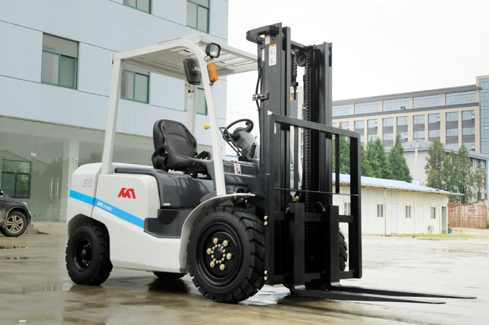 Japanese engine import forklift truck second hand in good condition