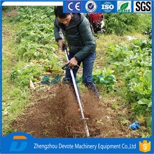 43CC gasoline rotary tiller weed removing machine