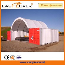 SSC2020 metal frame shipping containers tent