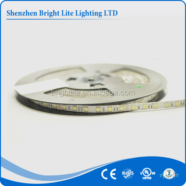 led strip light 60led 24v IP65 RGB Color 5050 led strip bar