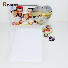 A4 sized 125GSM fast dry sublimation heat transfer printing paper
