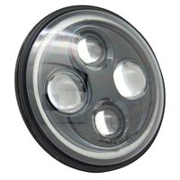 Guangzhou SAE J1383 led driving lights round 7 inch for off road
