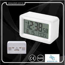 Alibaba Hot Sale High Quality Promotional Digital Tabletop ABS Alarm Clock