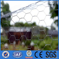 pvc coated chicken /breeding fence/ hexagonal wire mesh